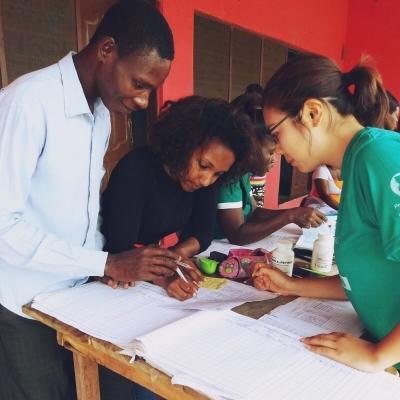 ガーナで公衆衛生・看護・助産 R.H.